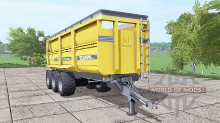 Bednar Wagon WG 27000 pour Farming Simulator 2017