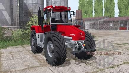 Schluter Euro Trac 2000 LS für Farming Simulator 2017