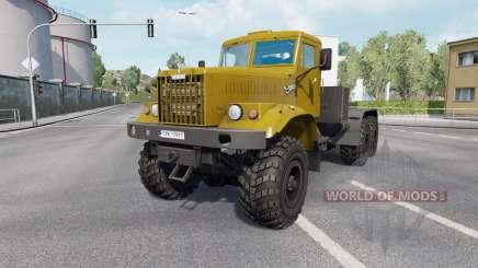 KrAZ 255 v1.33 pour Euro Truck Simulator 2