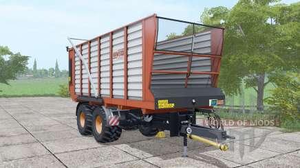 Kaweco Radium 45 laranja pour Farming Simulator 2017
