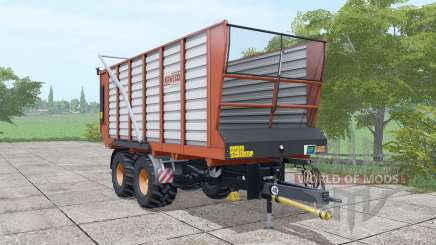 Kaweco Radium 45 laranja für Farming Simulator 2017