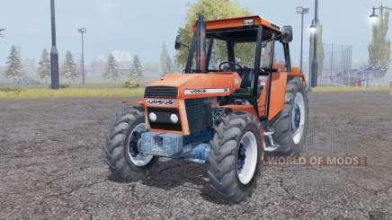 URSUS 914 soft red für Farming Simulator 2013