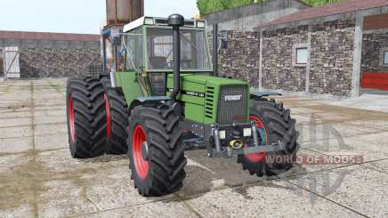 Fendt Favorit 611 LSA Turbomatik E dynamic hoses für Farming Simulator 2017