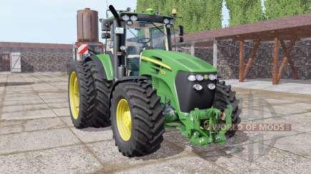 John Deere 7830 dual rear für Farming Simulator 2017