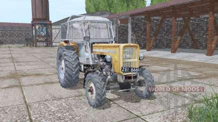 URSUS C-355 forest pour Farming Simulator 2017