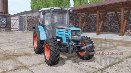 Eicher 2090 Turbo soft cyan für Farming Simulator 2017