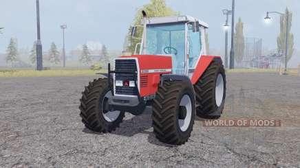 Massey Ferguson 3080 red pour Farming Simulator 2013