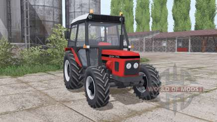 Zetor 7745 wheels weights für Farming Simulator 2017
