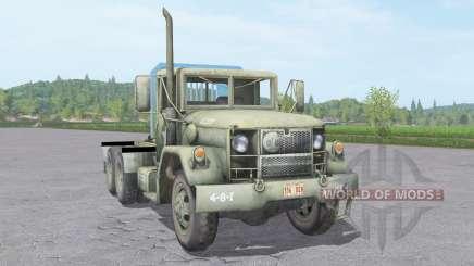 M35A2 tractor pour Farming Simulator 2017