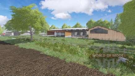 Lohnheim pour Farming Simulator 2017