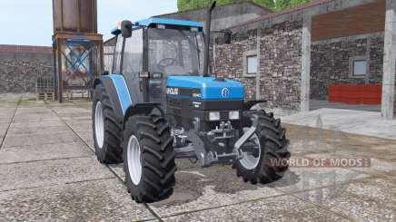 New Holland 6640 pour Farming Simulator 2017
