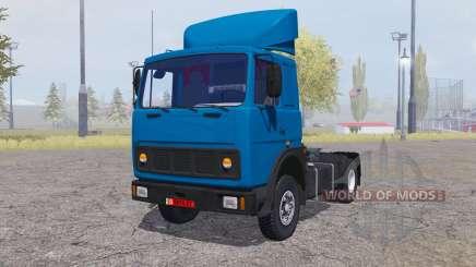 MAZ 5432 v2.1 für Farming Simulator 2013