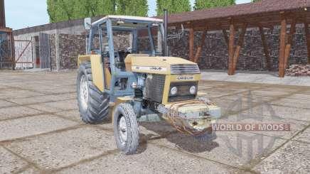 URSUS 912 very soft orange pour Farming Simulator 2017