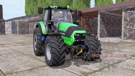 Deutz-Fahr Agrotron 6190 TTV 2013 pour Farming Simulator 2017