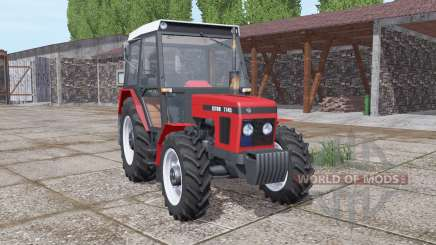 Zetor 7745 strong red für Farming Simulator 2017
