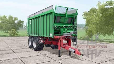 Kroger Agroliner TAW 20 green pour Farming Simulator 2017