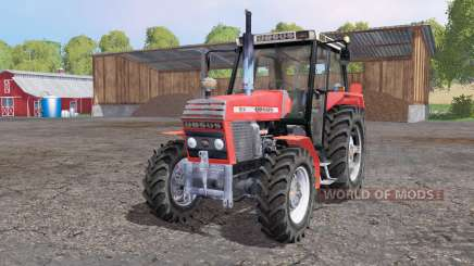 URSUS 914 soft red für Farming Simulator 2015