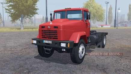 KrAZ 5133 tracteur pour Farming Simulator 2013