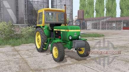 John Deere 1030 Soft Top 4x4 pour Farming Simulator 2017
