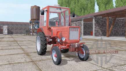 T-25 soft-rouge pour Farming Simulator 2017