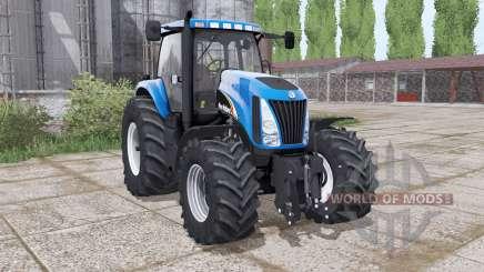 New Holland TG 235 für Farming Simulator 2017