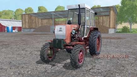 YUMZ 8271 d'animation des portes pour Farming Simulator 2015