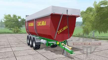 Zaccaria ZAM 200 DP8 Super Plus v1.4 pour Farming Simulator 2017