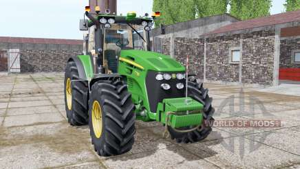 John Deere 7730 full washable für Farming Simulator 2017