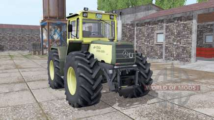 Mercedes-Benz Trac 1500 Turbo v2.0 für Farming Simulator 2017