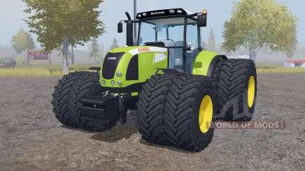 CLAAS Arion 640 double wheels für Farming Simulator 2013