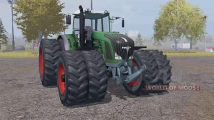Fendt 936 Vario lime green pour Farming Simulator 2013