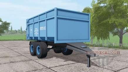 PCA-12 pour Farming Simulator 2017