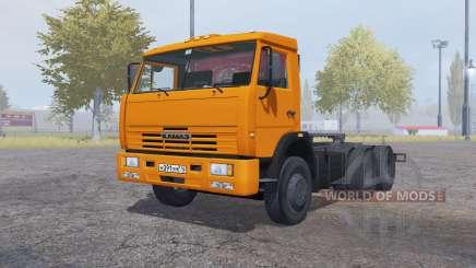 KamAZ 6460 für Farming Simulator 2013