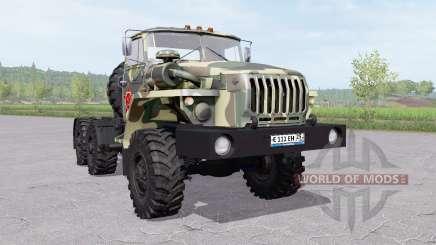 Ural 4420 v1.2 für Farming Simulator 2017
