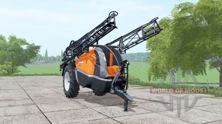 Caruelle-Nicolas Stilla 460 bright orange pour Farming Simulator 2017