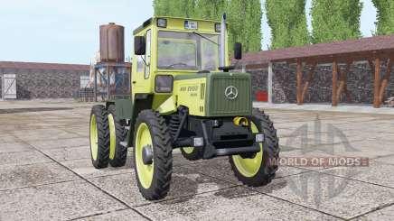 Mercedes-Benz Trac 800 pour Farming Simulator 2017