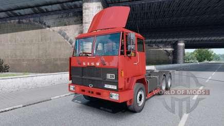 Sisu M-163 pour Euro Truck Simulator 2