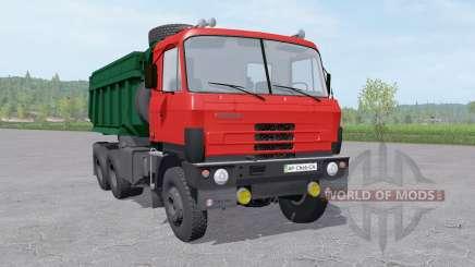 Tatra T815 S3 v2.2.1 für Farming Simulator 2017