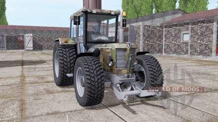 Schluter Super 1500 TVL camo für Farming Simulator 2017