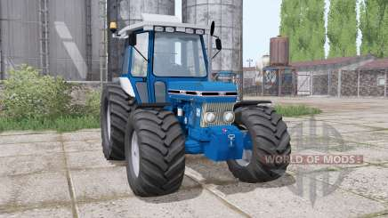 Ford 7810 wide tyre pour Farming Simulator 2017
