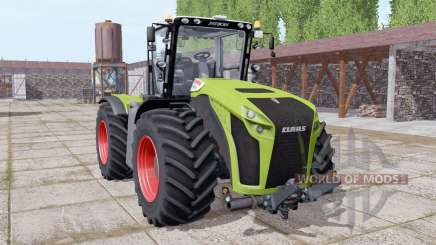 CLAAS Xerion 4000 Michelin tires pour Farming Simulator 2017
