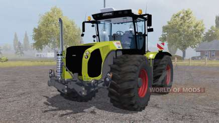 CLAAS Xerion 5000 Trac VC strong yellow für Farming Simulator 2013