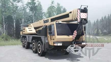 Liebherr LTM 1060-2 pour MudRunner