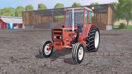 Renault 751 loader mounting pour Farming Simulator 2015