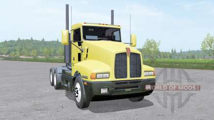 Kenworth T600 Day Cab 1985 pour Farming Simulator 2017
