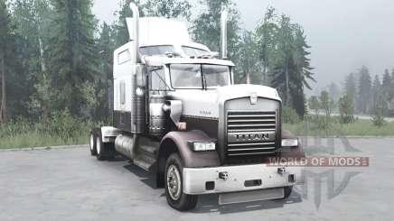 Kenworth W900 pour MudRunner