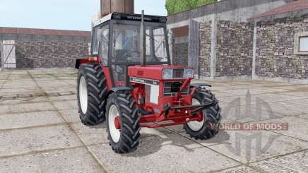 International Harvester 644 4WD pour Farming Simulator 2017