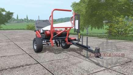 URSUS Z-586 fast wrap v1.0.0.1 für Farming Simulator 2017