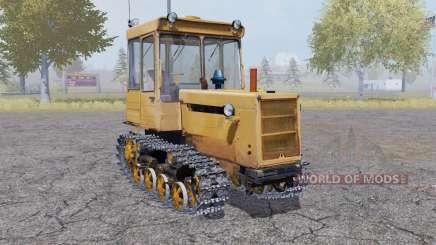 DT 75ML orange für Farming Simulator 2013