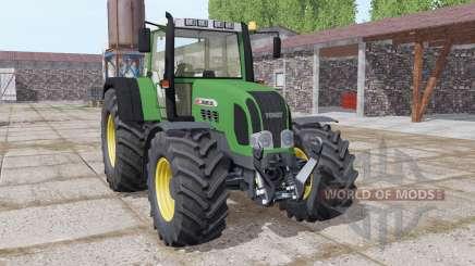 Fendt Favorit 926 wide tyre pour Farming Simulator 2017